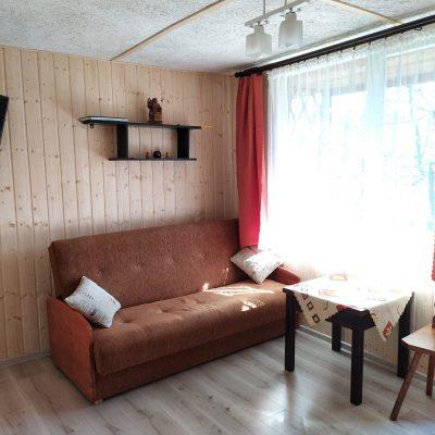 babci domek duży pokój