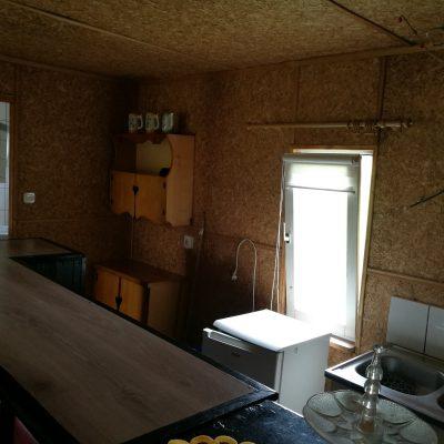 aneks kuchenny w domku 8 - osobowym